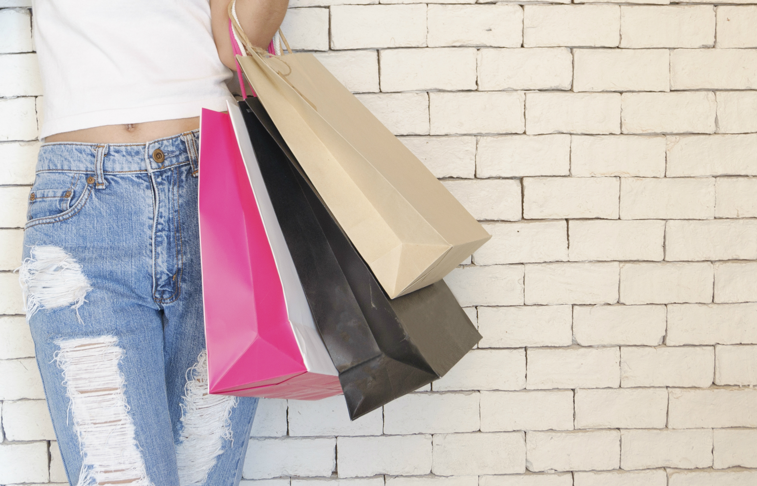 style, style hacks, shopping bags, girls