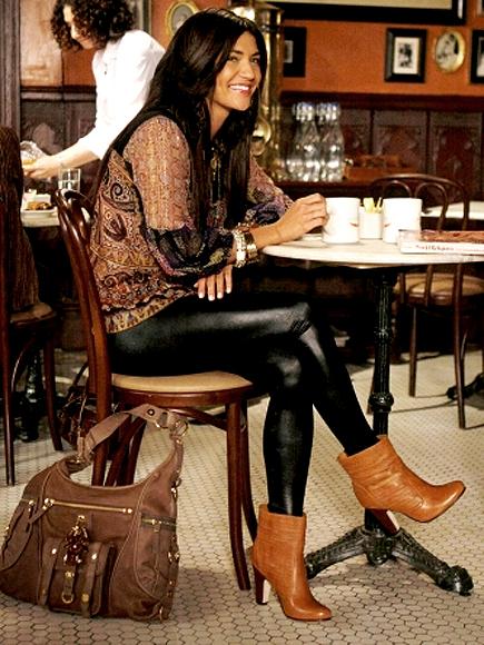 leggings, boots, vanessa, gossip girl, vanessa, vanessa abrahams, beautiful