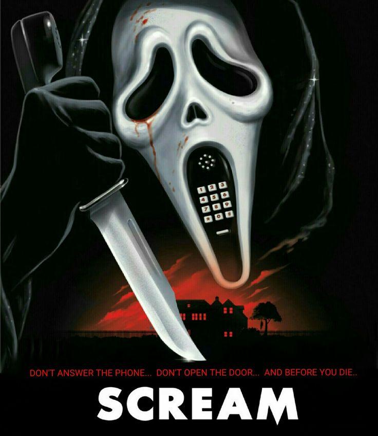 Scream Movie Halloween