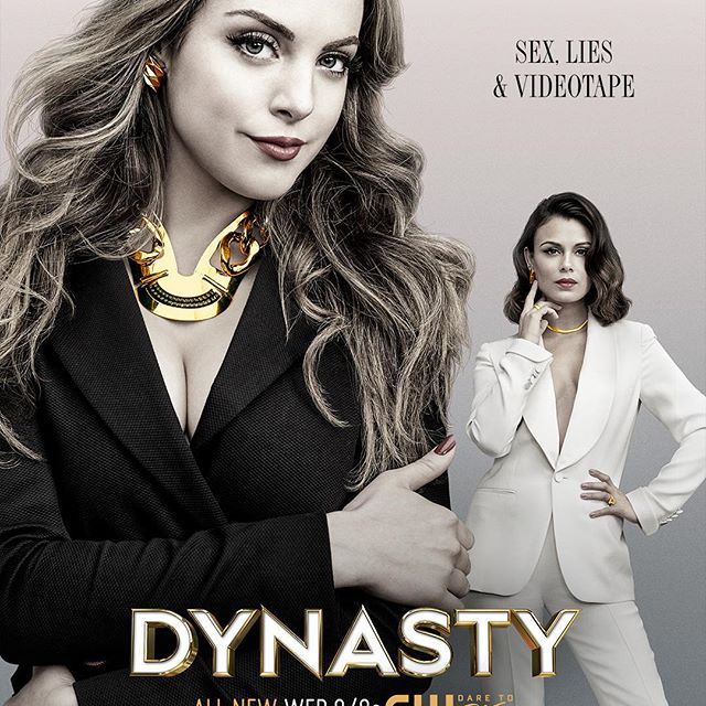 dynasty, shows, dynasty show, she thequeen, she thequeen magazine, blogger magazine, show recommendation, netflix