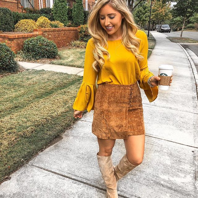 b2b44334e8a3 Here Are Some Of The Best Thanksgiving Outfit Ideas - She TheQueen